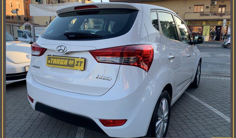 Hyundai iX20 1.6 Comfort+GPL pieno