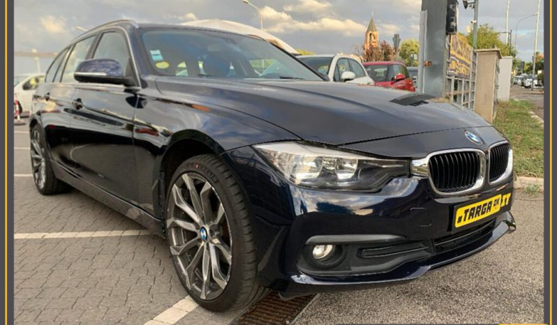 BMW 316D TOURING LUXURY 2.0 pieno