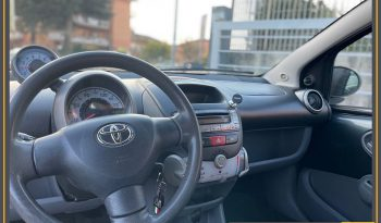 Toyota Aygo 1.0 blue pieno