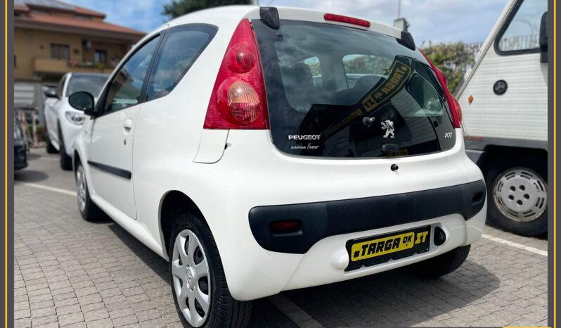 Peugeot 107 1.0 Plaisir pieno