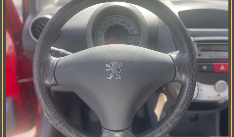 Peugeot 107 1.0 pieno
