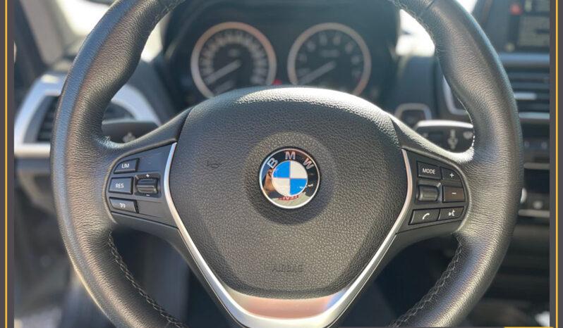 BMW 116i 1.6 pieno